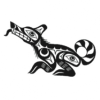 Rubber Stamp (Wolf) RSDW, 0) - Indigenous & First Nations ...