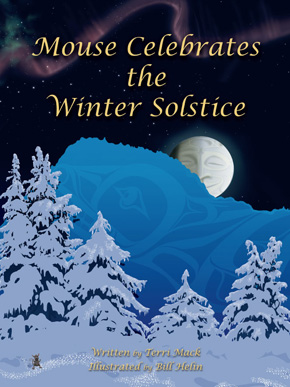 Mouse Celebrates The Winter Solstice 2014 Indigenous