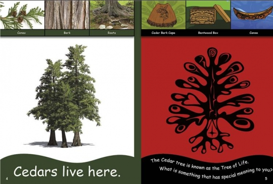 From the Mountains to the Sea: We Live Here , 2015) - Indigenous & First  Nations Kids Books - Strong Nations